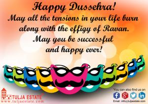 Happy Dussehra 2015