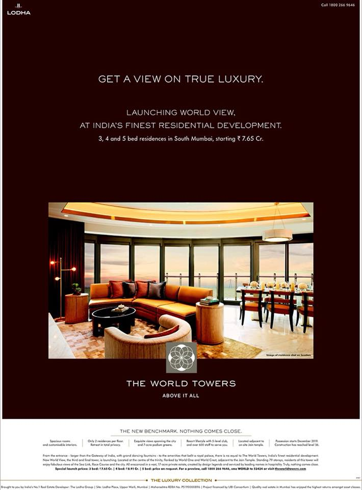 Luxury Property by Lodha Group